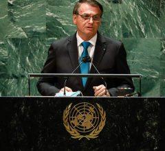 Presidente destaca, na ONU, ações do Brasil na transição