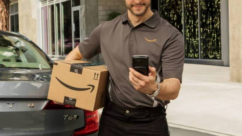trabalhar na Amazon